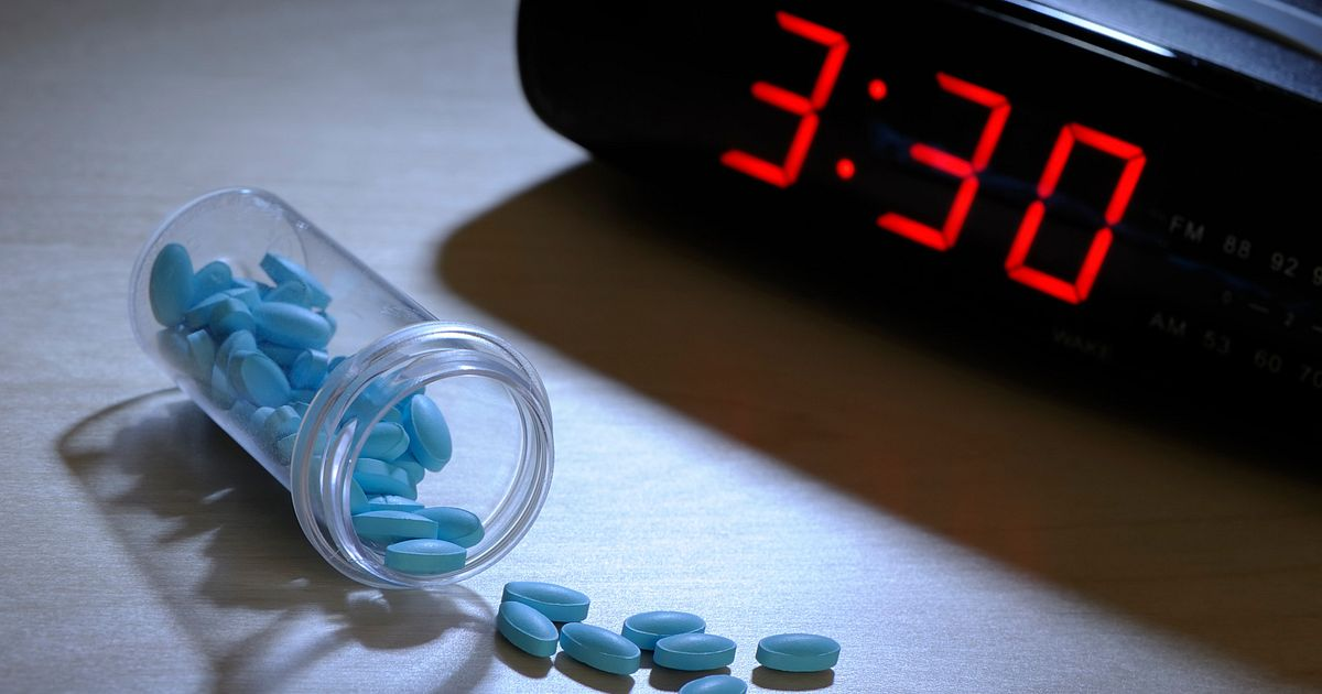 Sleep and Insomnia Pills