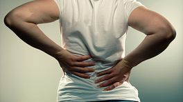 Arthritis causes back pain