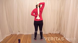 Video: Towel Shoulder Stretch