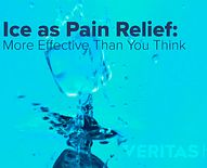 Ice as Pain Relief: More Effective Than You Think