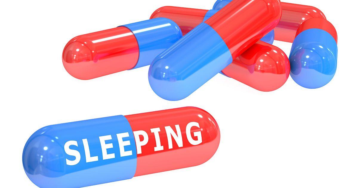 Các loại thuốc ngủ an toàn- JWATER