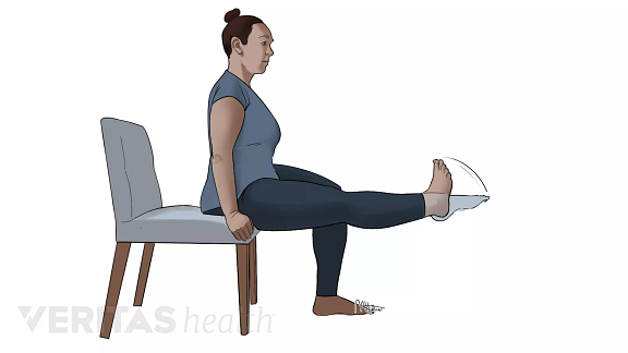 Sciatica Nerve Stretch