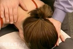 Chiropractic Adjustment of the Neck Video