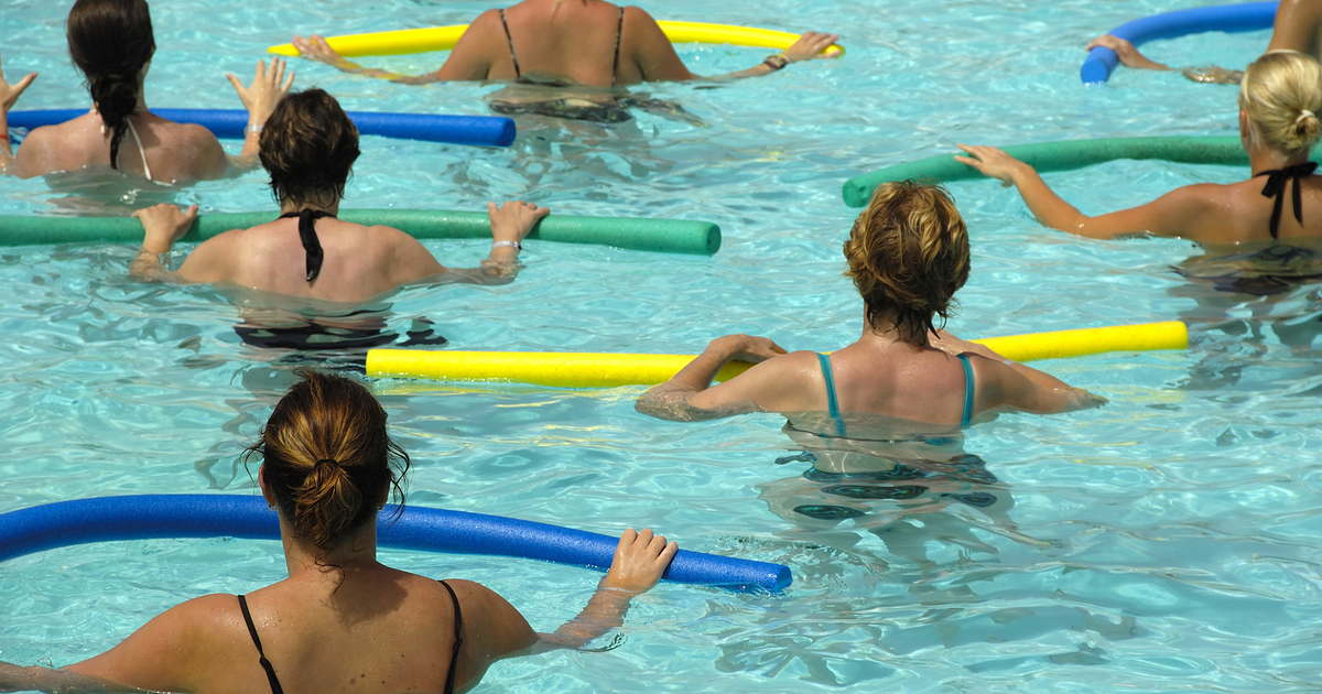 Water Workouts Ease Fibromyalgia Pain
