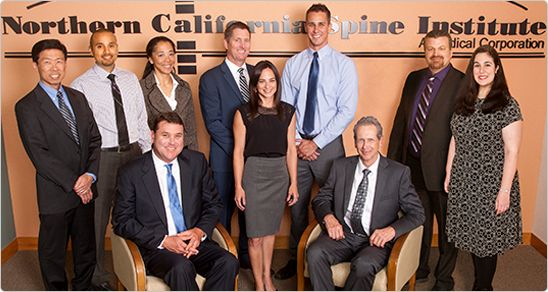 Meet the Specialists with Northern California Spine Institute