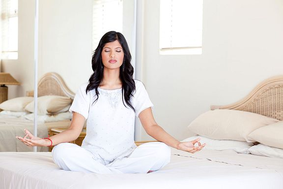 Yoga Meditation at Home