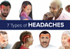 Headaches stemming from a neck problem are usually chronic and vary in type depending on the cause.