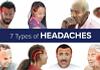 从颈部问题而产生头痛通常慢性和类型取决于原因而变化。