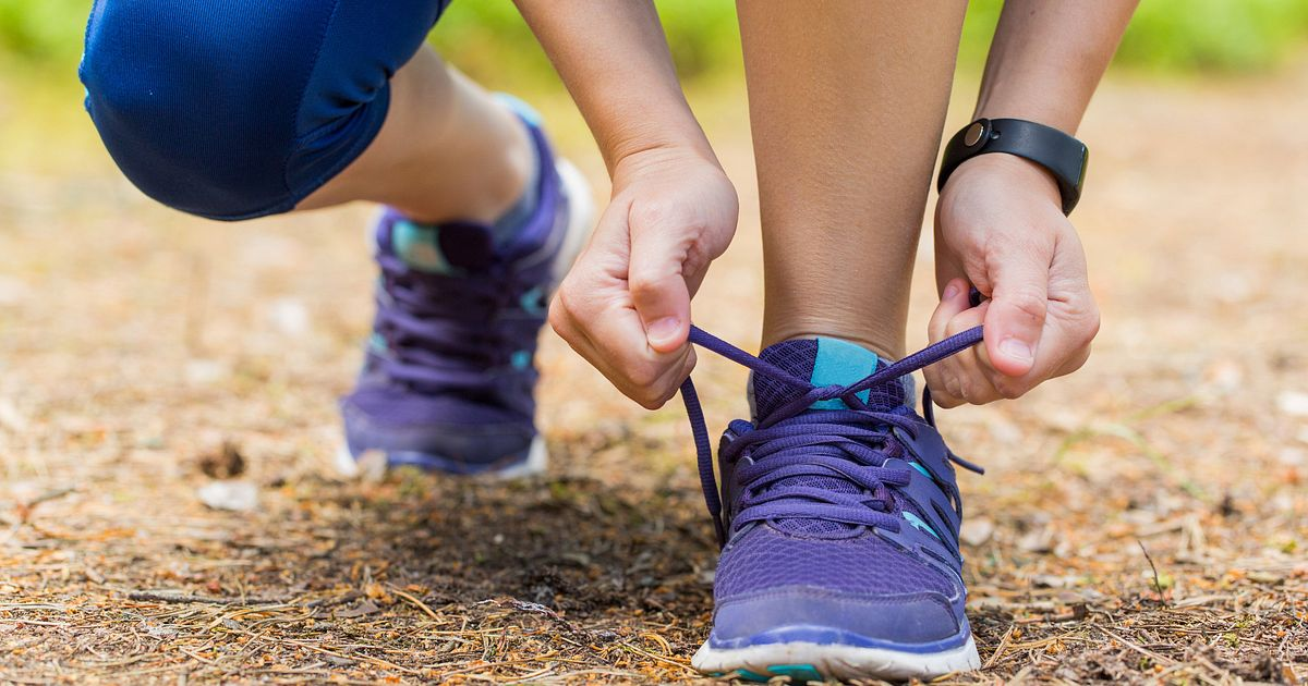 guidelines for buying walking shoes