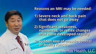 Video: Should You Get an MRI on Your First Visit?