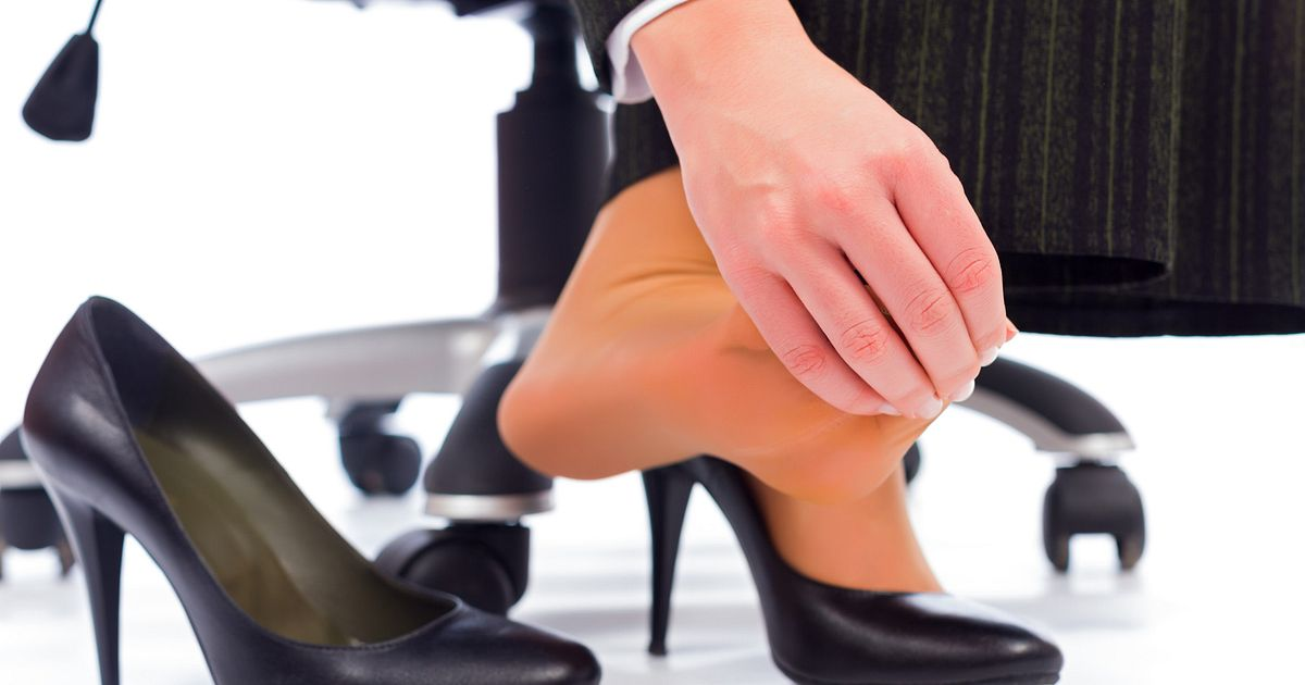 How Foot Orthotics Help Low Back Pain