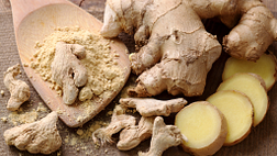 Ginger has anti-inflammatory properties that can help relieve pain and improve function for all types of arthritis.