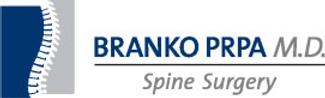 Dr. Branko Prpa, MD Logo