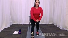 Hamstring Exercises for Low Back Pain Relief Video