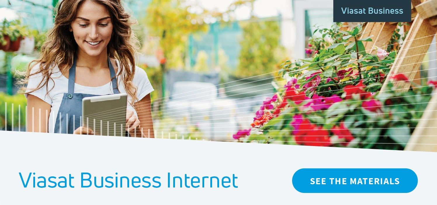 Business Internet ads banner