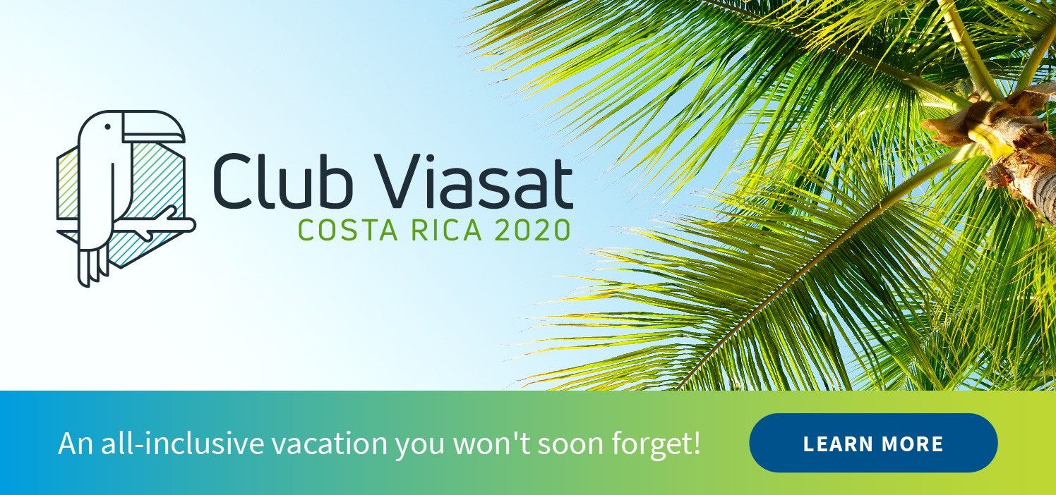 Club Viasat Costa Rica 2020, an all-inclusive vacation you won't soon forget
