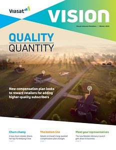 Viasat Vision 2019 Issue 1