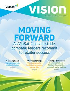 Viasat Vision 2018 Issue 3