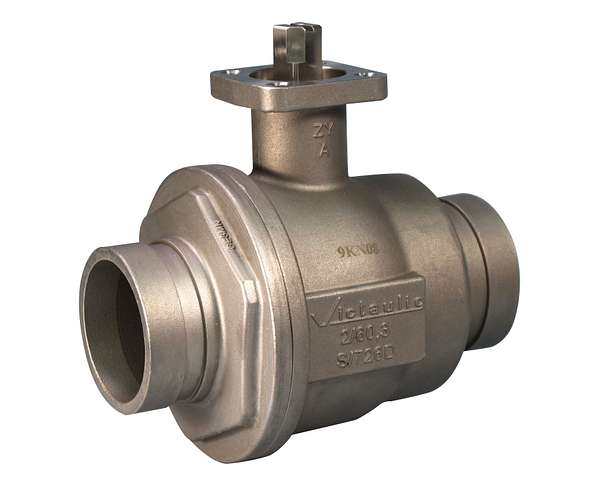 Series 726D Super Duplex Ball Valve
