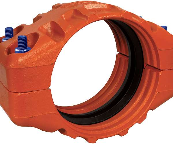 Acople Refuse-to-Fuse™ Estilo 908 para HDPE
