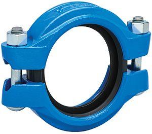 Collier flexible QuickVic™ Installation-Ready™ style877N, destiné aux applications pour eau potable