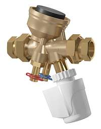 TA Series 7CP (COMPACT-P) Compact Pressure Independent Balancing and Control Valve