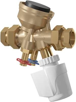 TA 7CP系列(COMPACT-P)紧凑型压力独立平衡控制阀