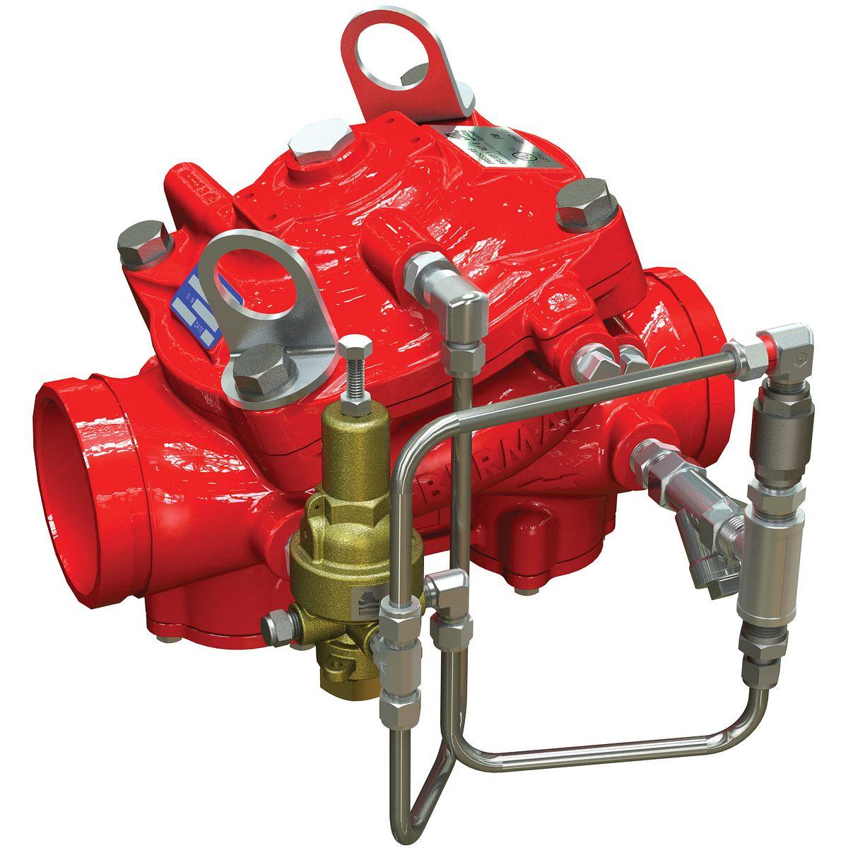 Series 867-43T Pressure Relief Valve