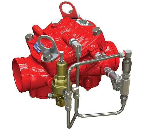 Válvula de alivio de presión Serie 867-43T