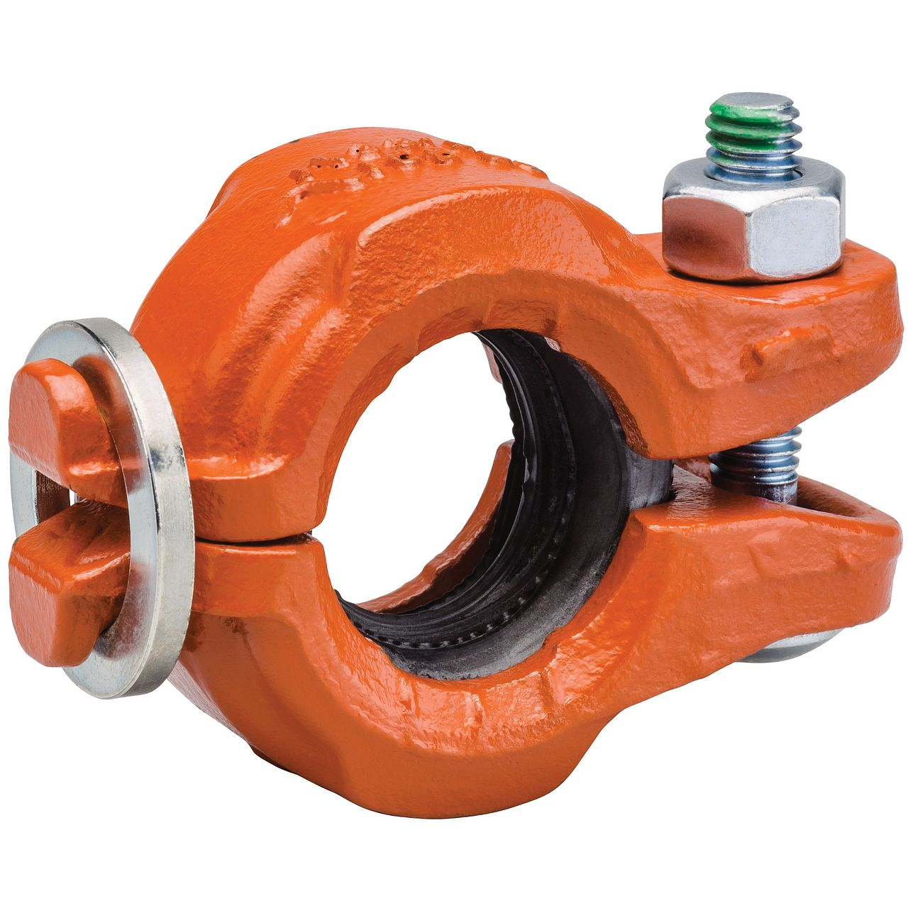 Pipe joining products for industrial piping fire
