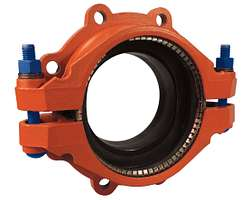 Style 904 Flange Adapter for HDPE-to-Flanged Pipe