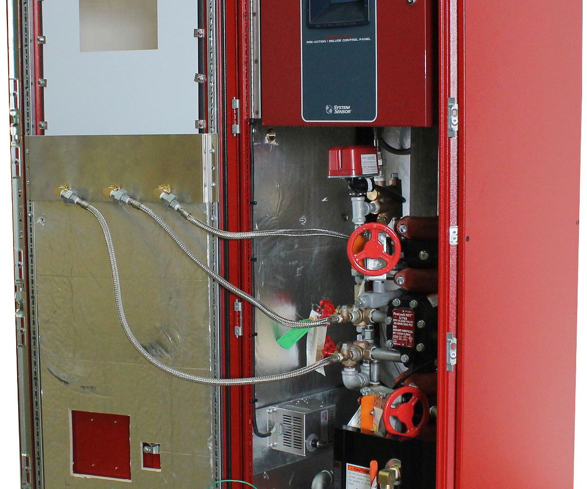 Series 745 FireLock™ Fire-Pac