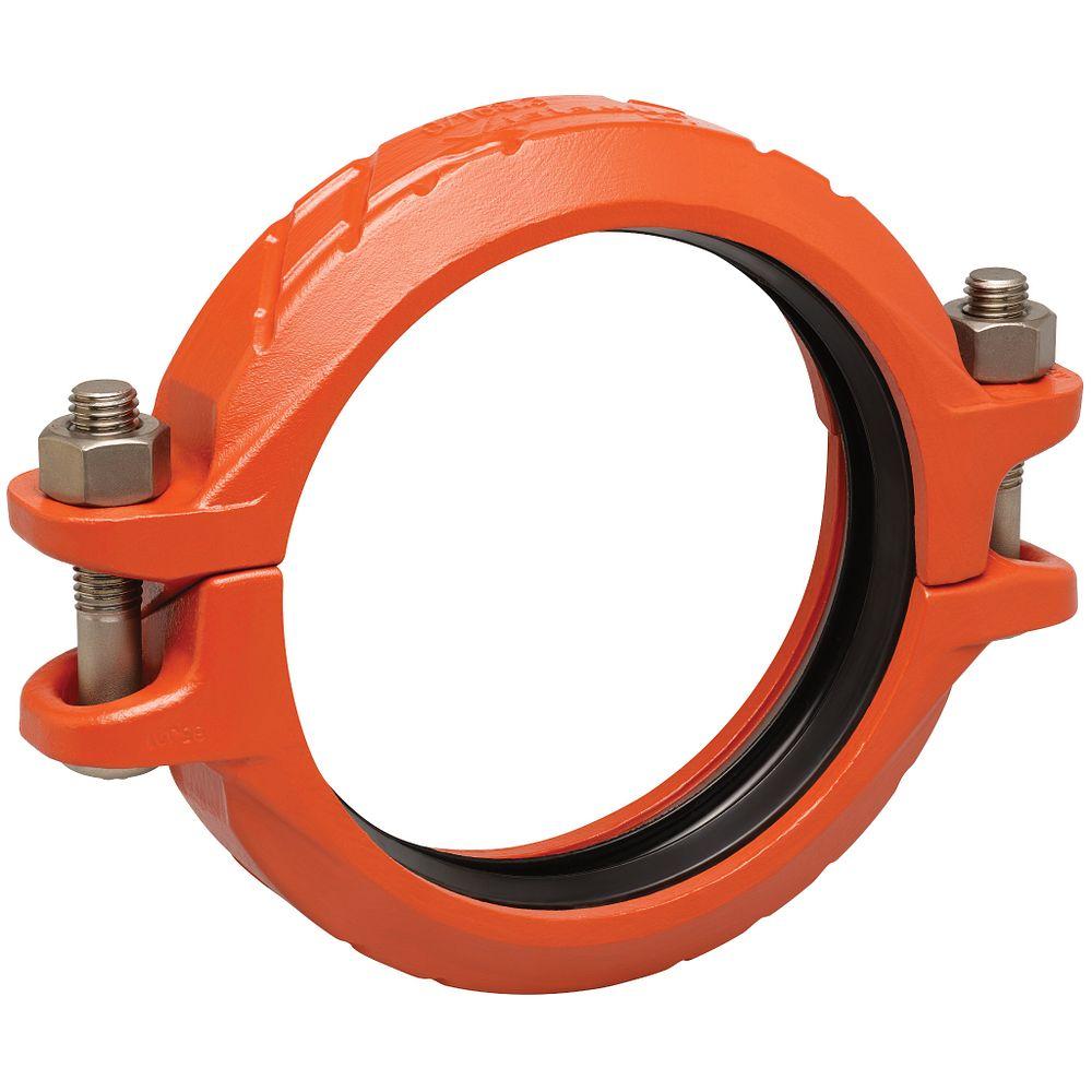 碳钢L型刚性联轴器
