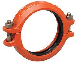 用于碳钢管道的 L07 型刚性接头
