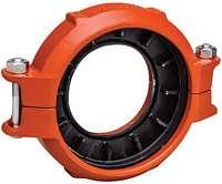 Reduzierkupplung für PVC-Rohre Typ 358