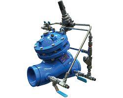 Válvula de alivio y mantenimiento de presión serie 867-43T