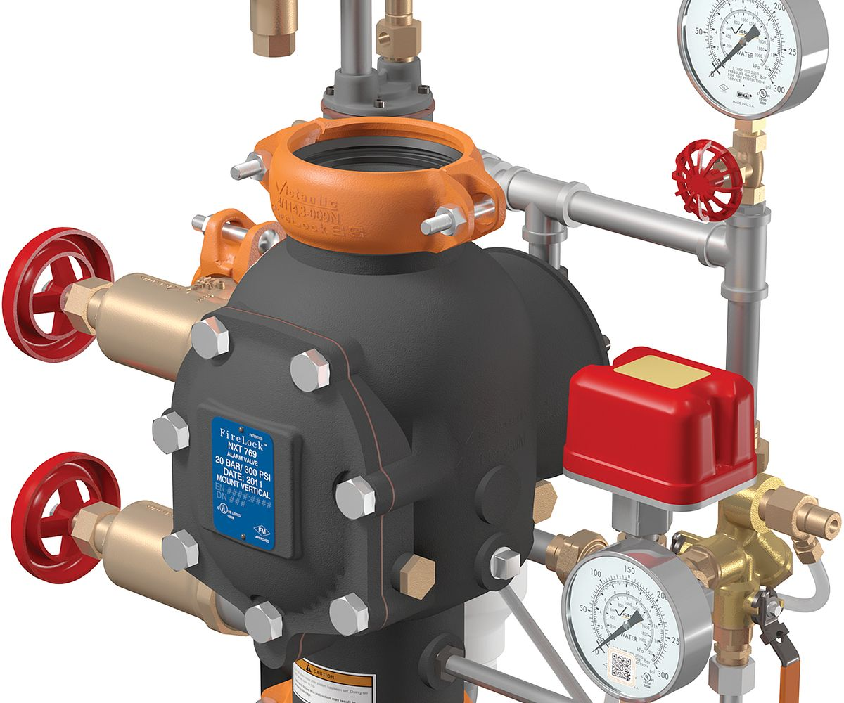 Series 769N FireLock NXT™ Deluge System Check Valve