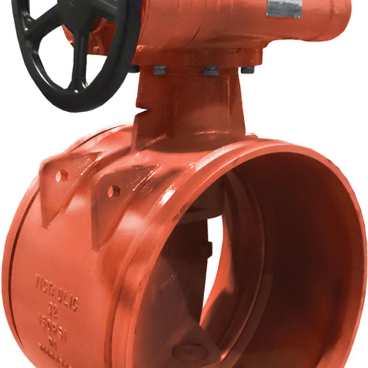 Series W709 AGS Butterfly Valve