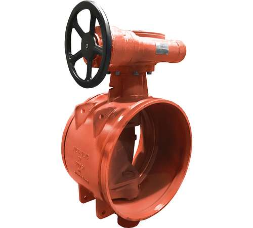Series W719 Butterfly Valve