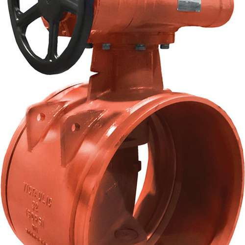 Series W709 AGS™ Butterfly Valve