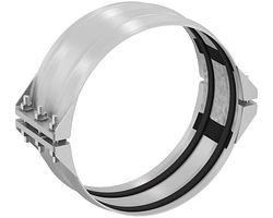 Collier de dilatation flexible sans retenue style 231S pour l'acier inoxydable