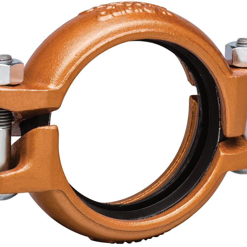 Starre QuickVic™ Kupplung für Kupfer Typ 607