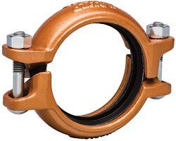 Collier rigide QuickVic™ style 607pour tuyauterie en cuivre