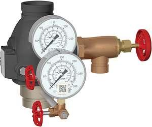 Clapet anti-retour haute pression de colonne montante FireLock™ Série 717HR