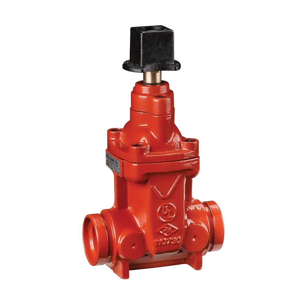 Series W372 Non Rising Stem (NRS) Gate Valve