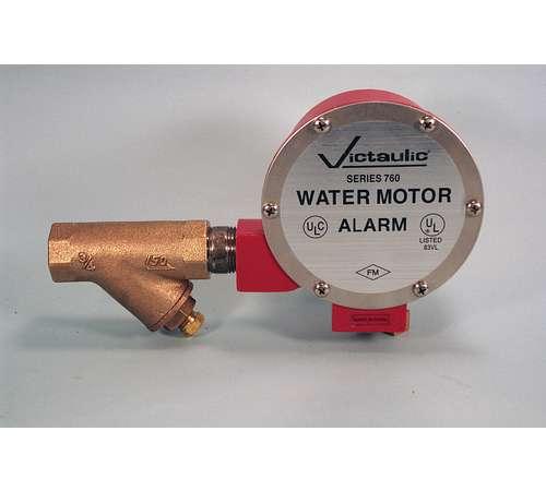 Serie 760 FireLock NXT™ Alarmglocke mit Wassermotor