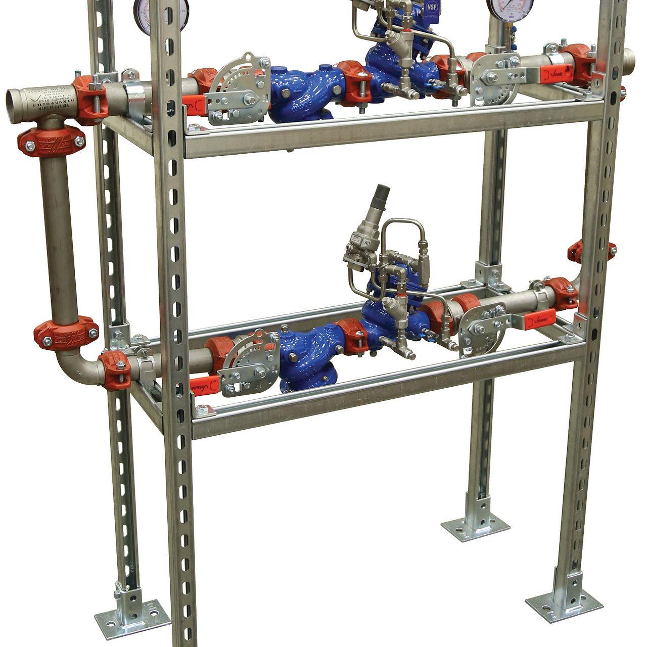 Series 386 Pressure Reducing Valve Stations