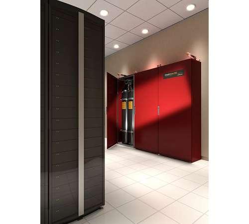 Sistema de supresión de incendios Victaulic Vortex™ 500