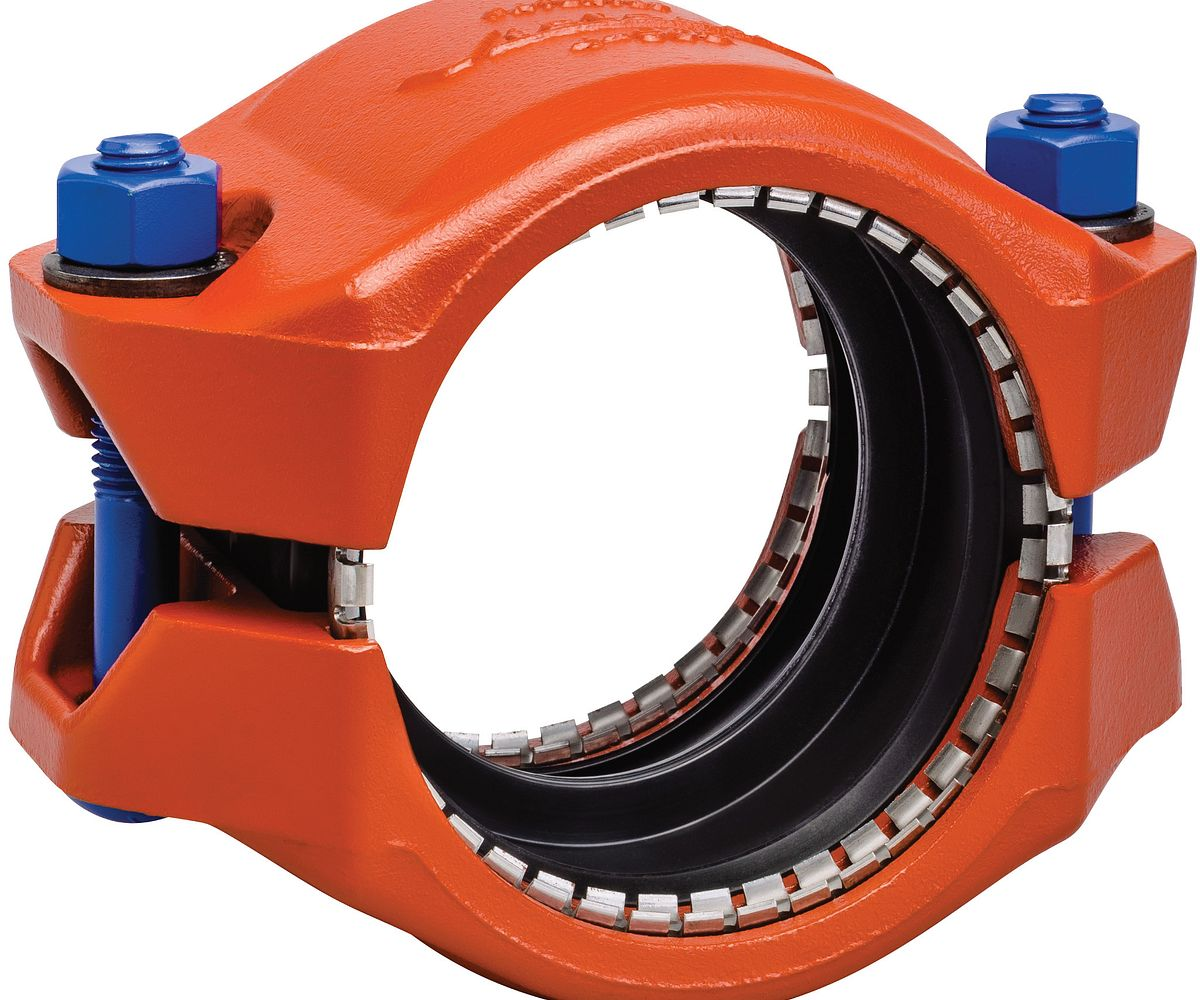 Style 905 Refuse-to-Fuse™ Rigid Coupling for HDPE
