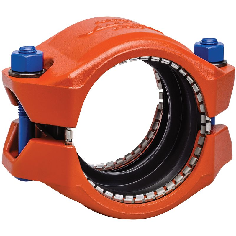Victaulic style refuse to fuse™ coupling for hdpe